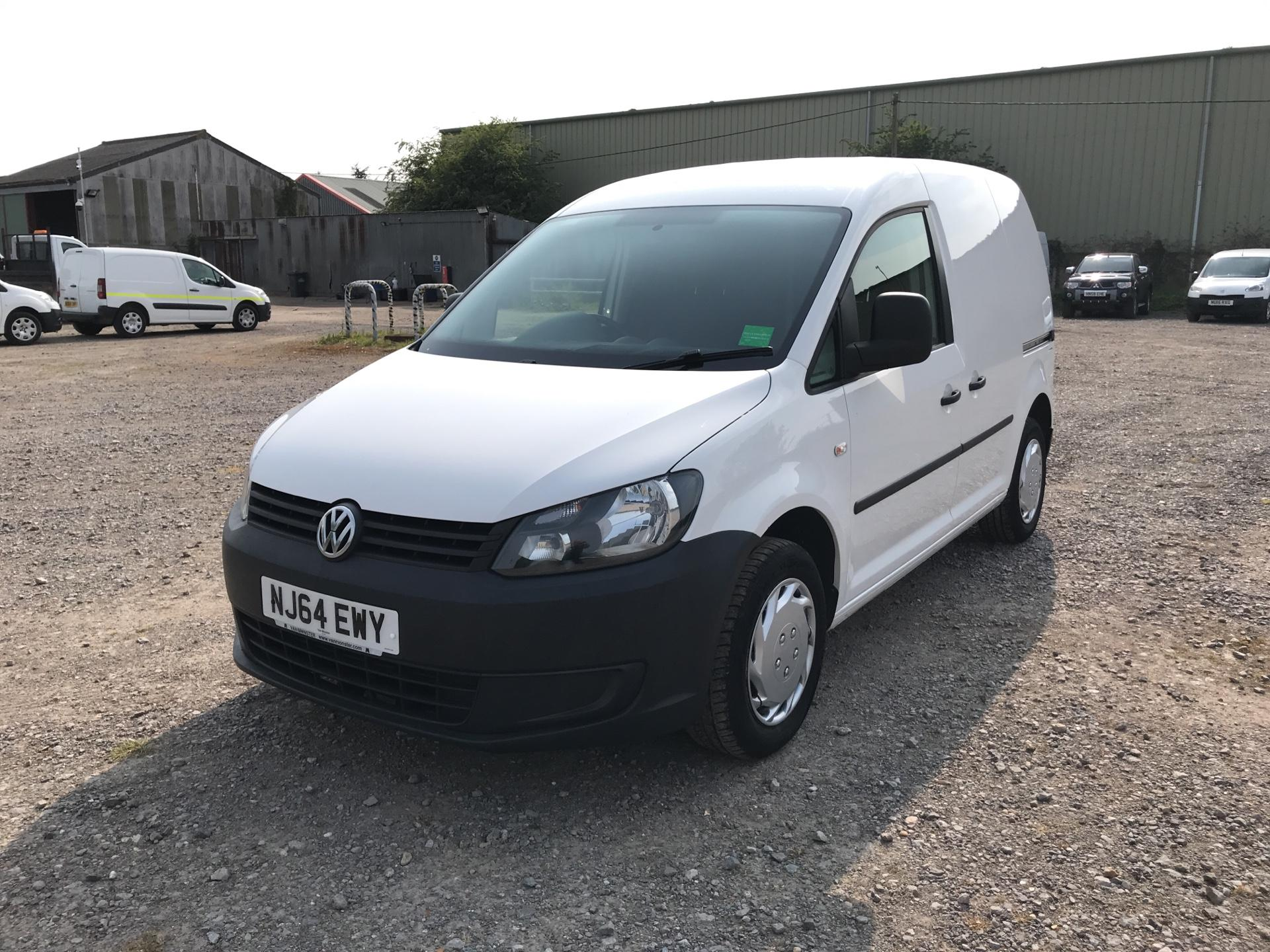 2014 Volkswagen Caddy 1.6 75PS STARTLINE EURO 5 (NJ64EWY) Image 7