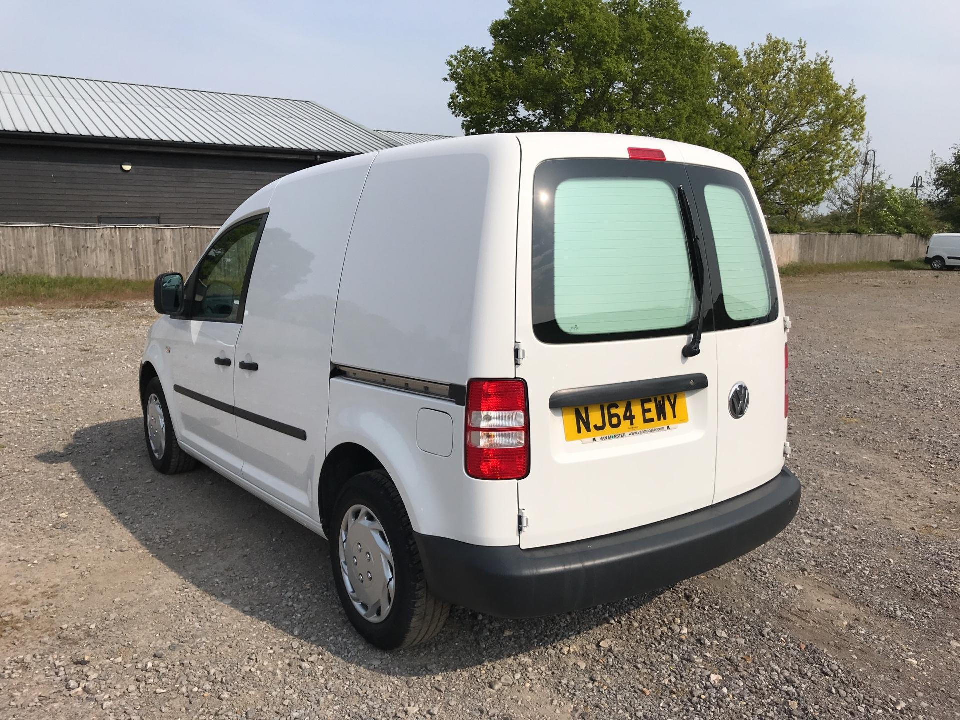 2014 Volkswagen Caddy 1.6 75PS STARTLINE EURO 5 (NJ64EWY) Image 5