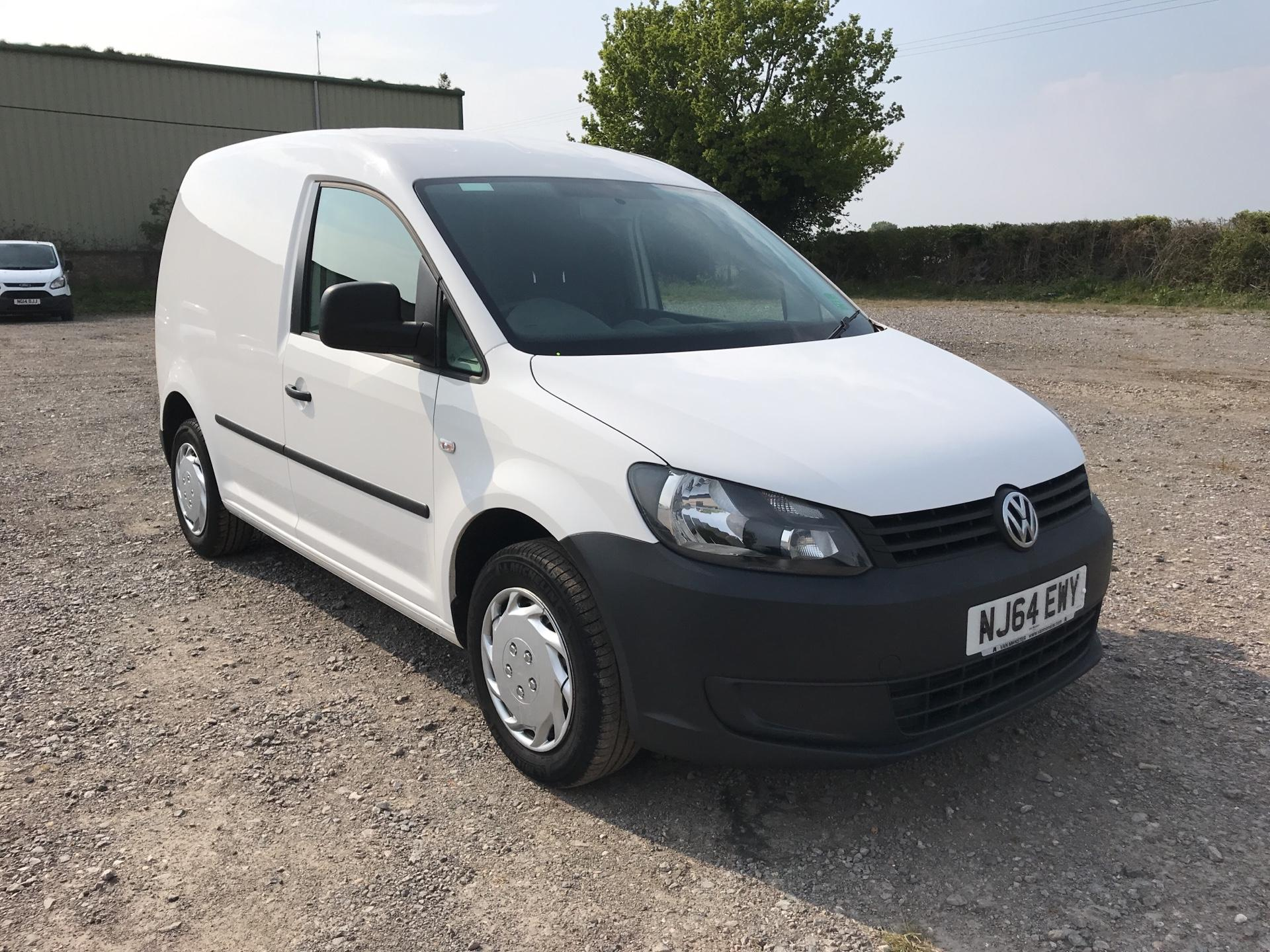 2014 Volkswagen Caddy 1.6 75PS STARTLINE EURO 5 (NJ64EWY) Image 1