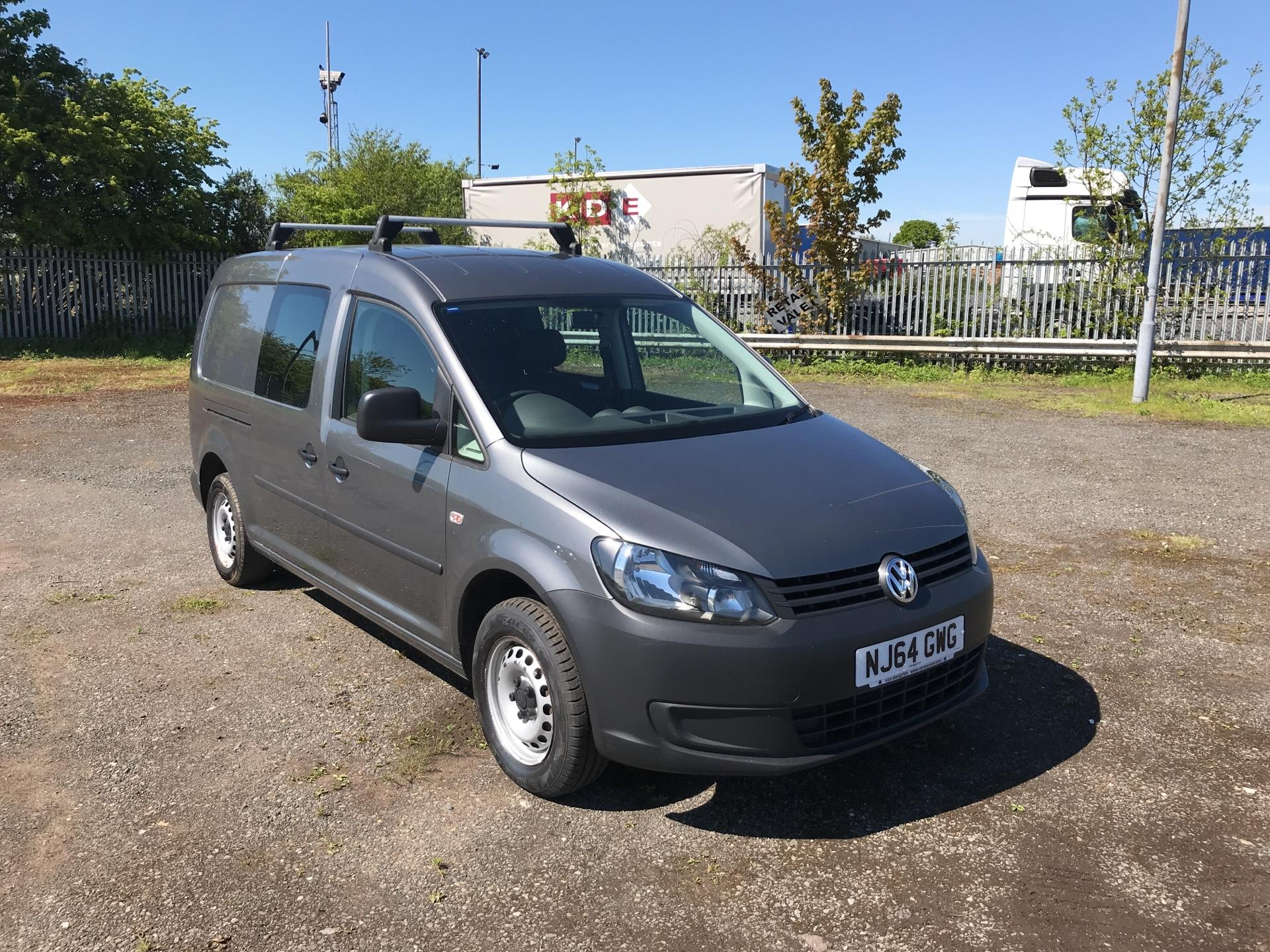 2014 Volkswagen Caddy 1.6 TDI 102 PS WINDOW VAN (NJ64GWG)