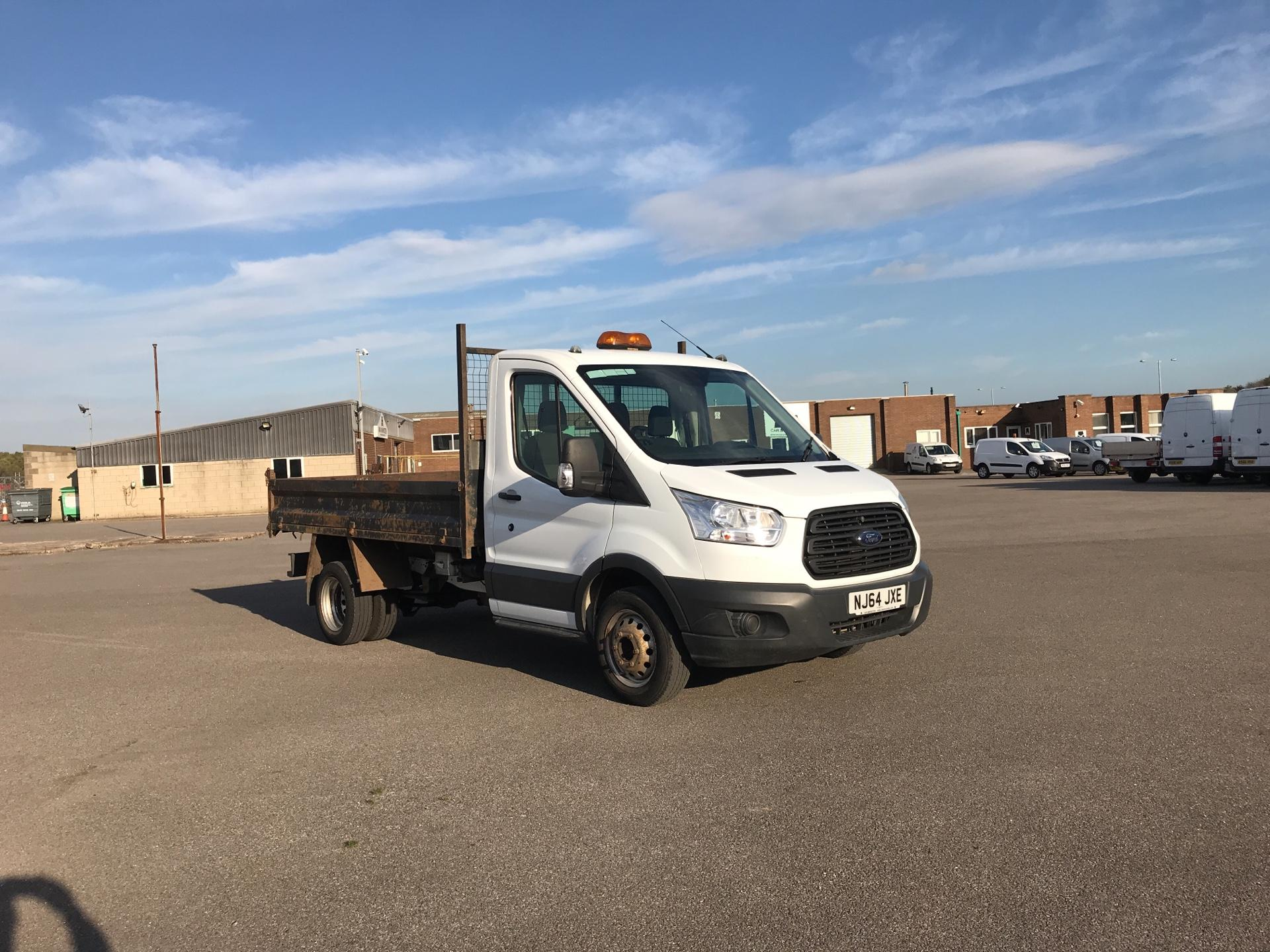 2014 Ford Transit 350 L2 SINGLE CAB TIPPER 100PS EURO 5 *VALUE RANGE VEHICLE - CONDITION REFLECTED IN PRICE * (NJ64JXE)