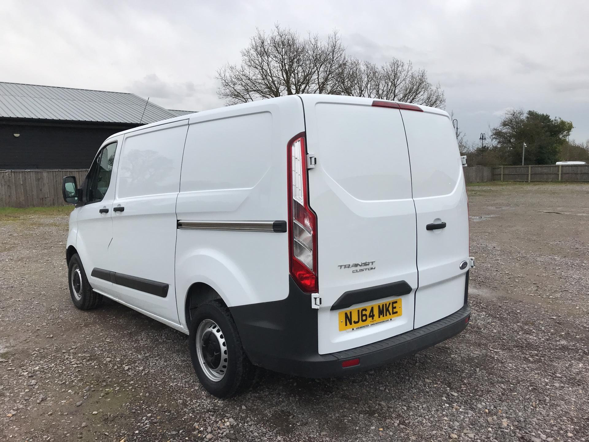 2014 Ford Transit Custom 290 L1 DIESEL FWD 2.2 TDCI 100PS LOW ROOF VAN EURO 5 (NJ64MKE) Image 5