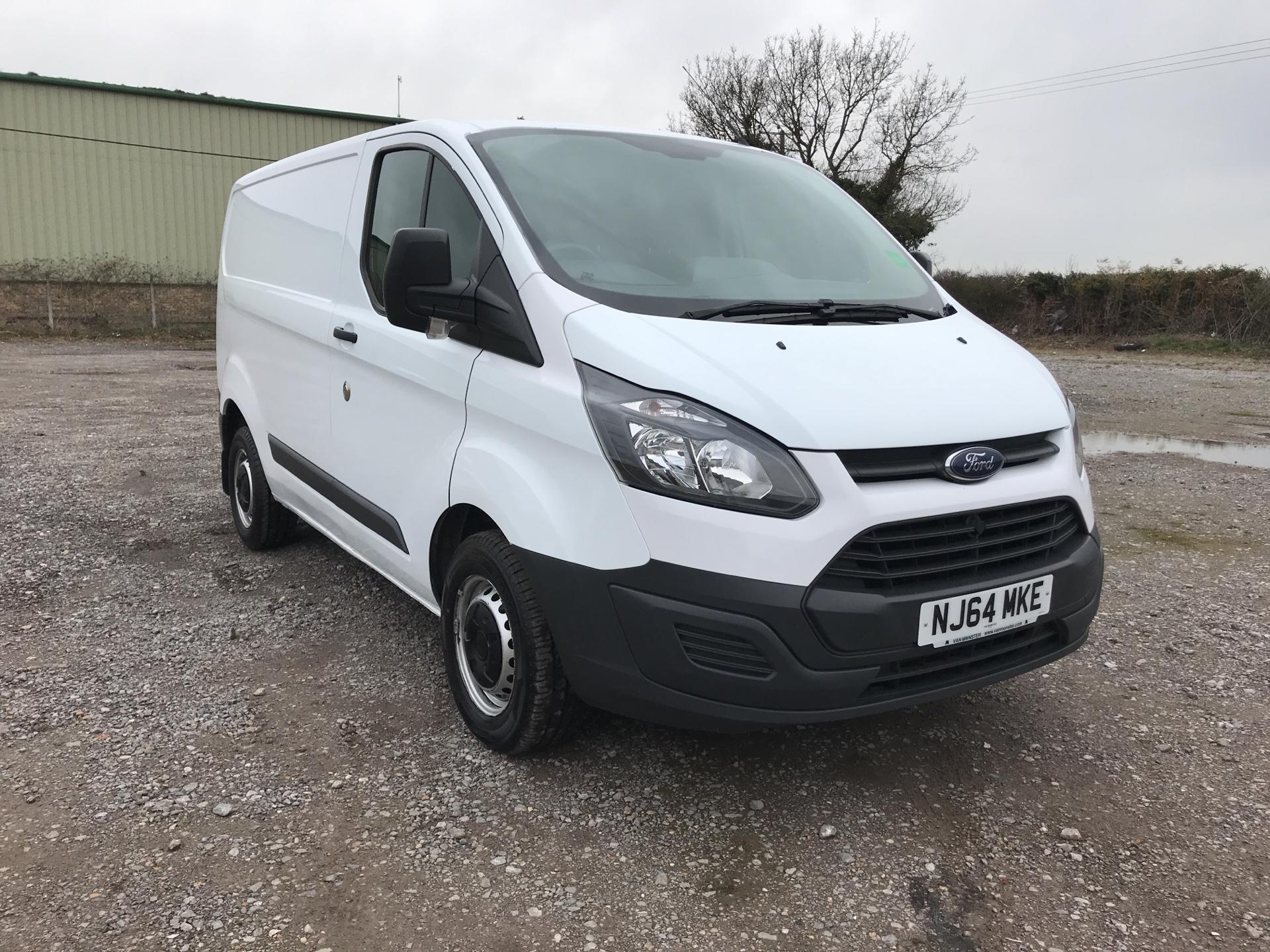 2014 Ford Transit Custom 290 L1 DIESEL FWD 2.2 TDCI 100PS LOW ROOF VAN EURO 5 (NJ64MKE)