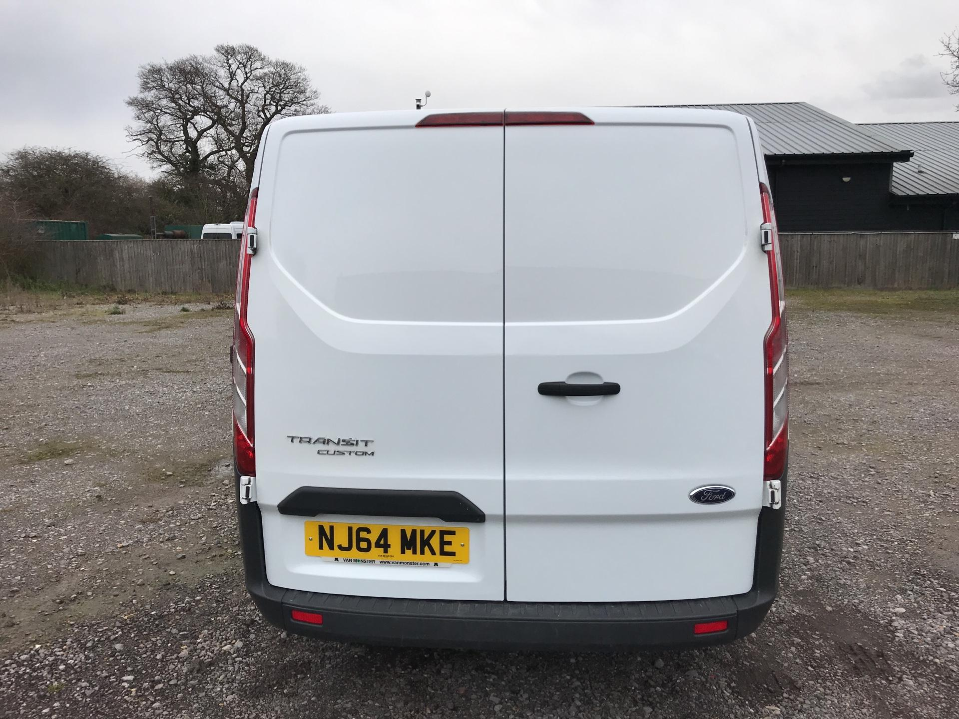 2014 Ford Transit Custom 290 L1 DIESEL FWD 2.2 TDCI 100PS LOW ROOF VAN EURO 5 (NJ64MKE) Image 4