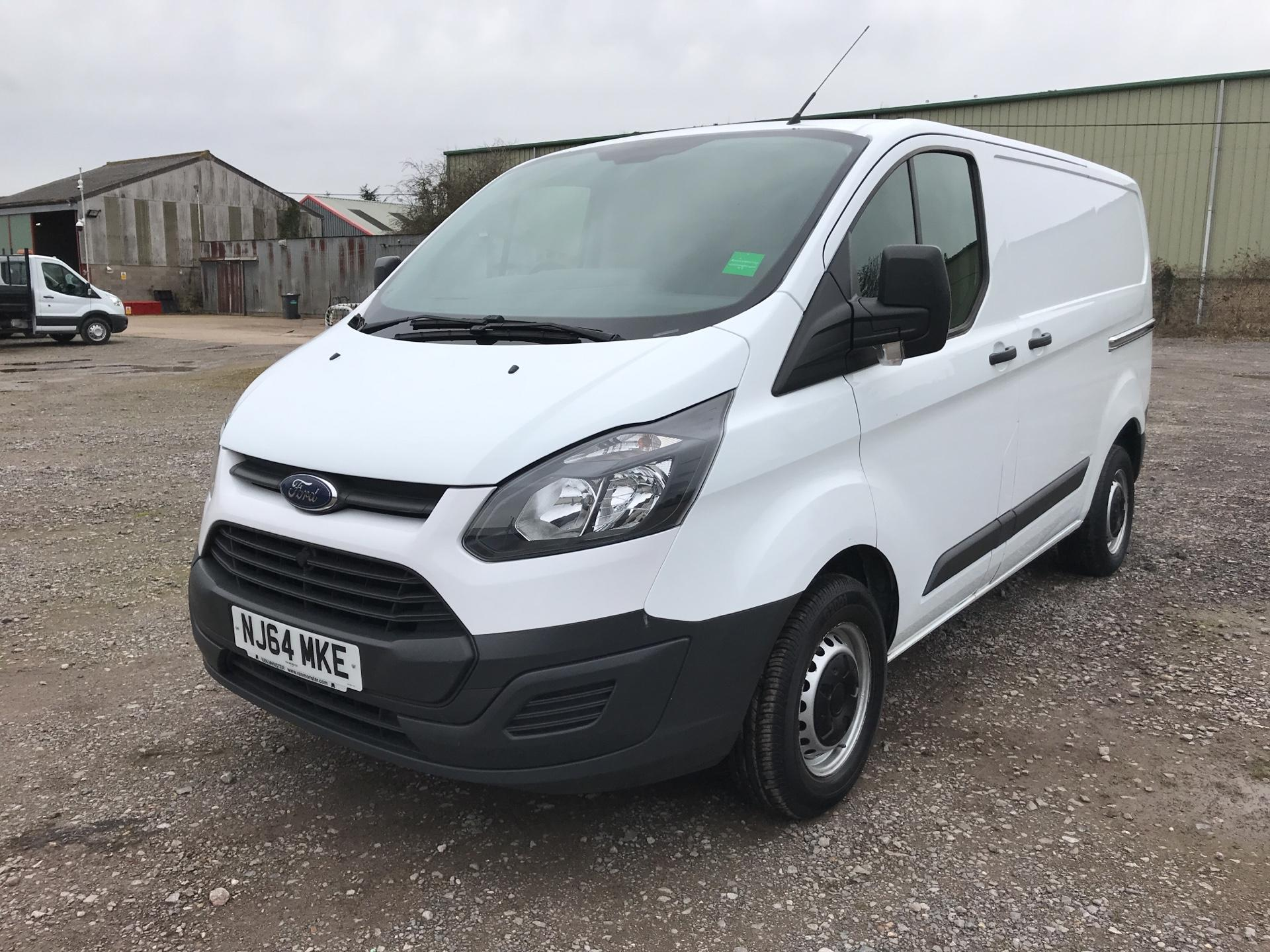 2014 Ford Transit Custom 290 L1 DIESEL FWD 2.2 TDCI 100PS LOW ROOF VAN EURO 5 (NJ64MKE) Image 7