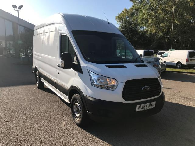 2014 Ford Transit  350 L3 H3 VAN 125PS EURO 5 (NJ64MKL)