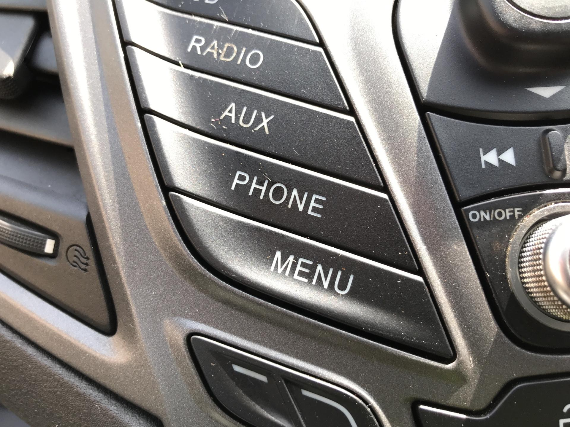 2014 Ford Fiesta 1.5TDCI VAN, AIR CON (NJ64MYX) Image 21