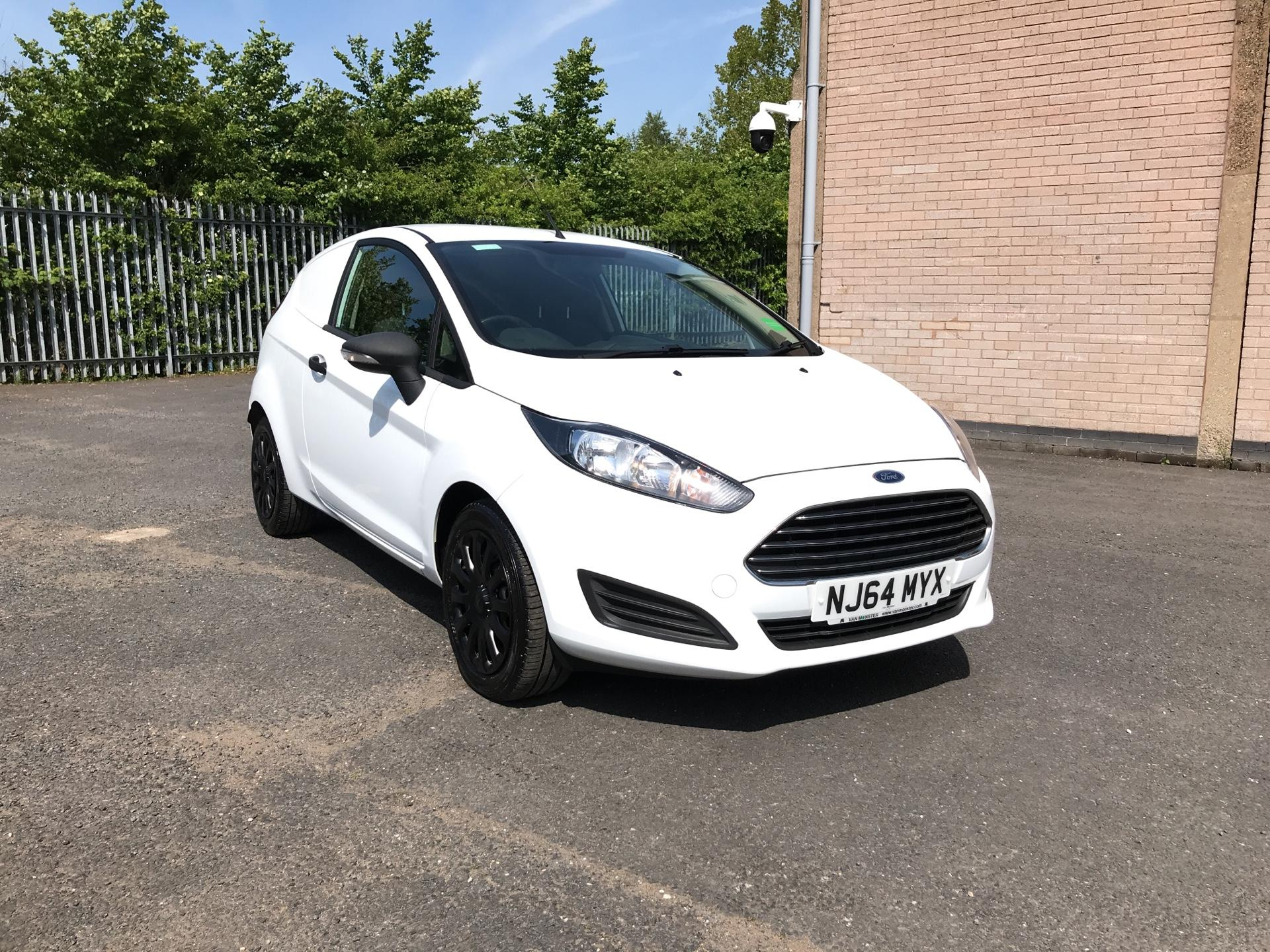 2014 Ford Fiesta 1.5TDCI VAN, AIR CON (NJ64MYX)