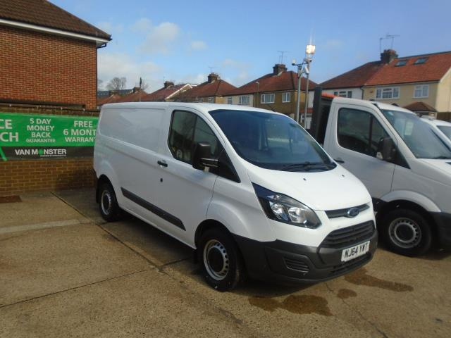 2014 Ford Transit Custom 290 L1 DIESEL FWD 2.2  TDCI 100PS LOW ROOF VAN EURO 5 (NJ64YWT)