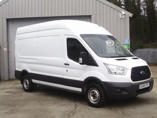 2014 Ford Transit 2.2 Tdci 125Ps H3 Van (NJ64YXY)