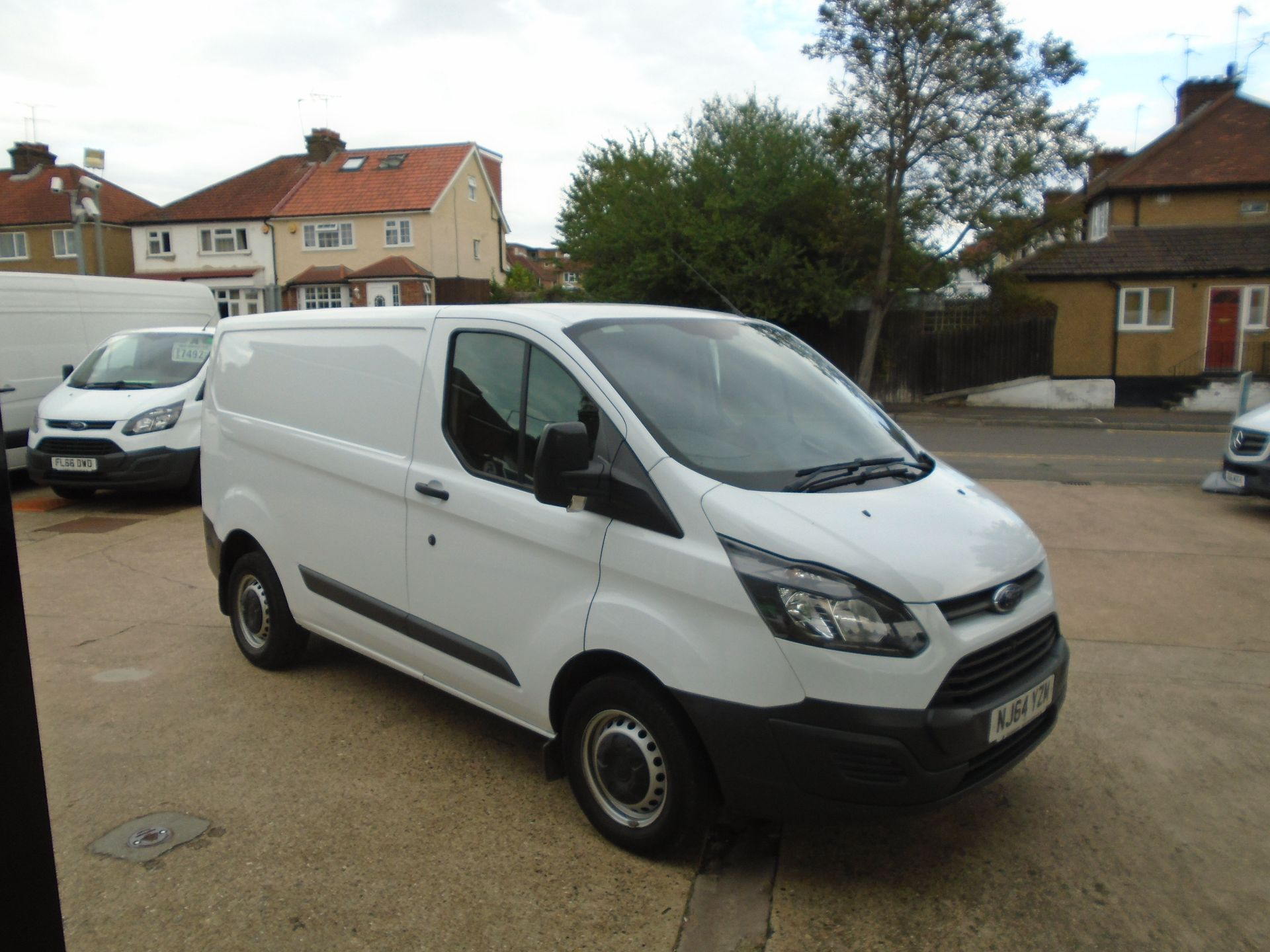 2014 Ford Transit Custom 2.2 Tdci 100Ps Low Roof Van(EURO 5) (NJ64YZM)