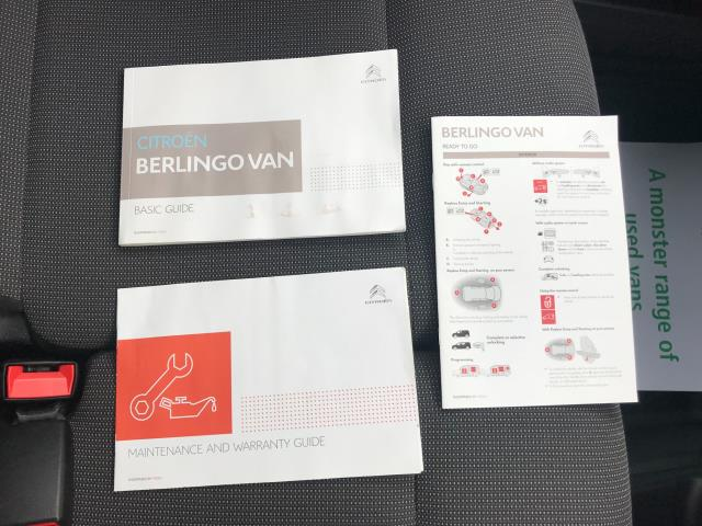 2019 Citroen Berlingo 1.5 Bluehdi 650Kg Enterprise 75Ps (NJ69MMK) Image 53