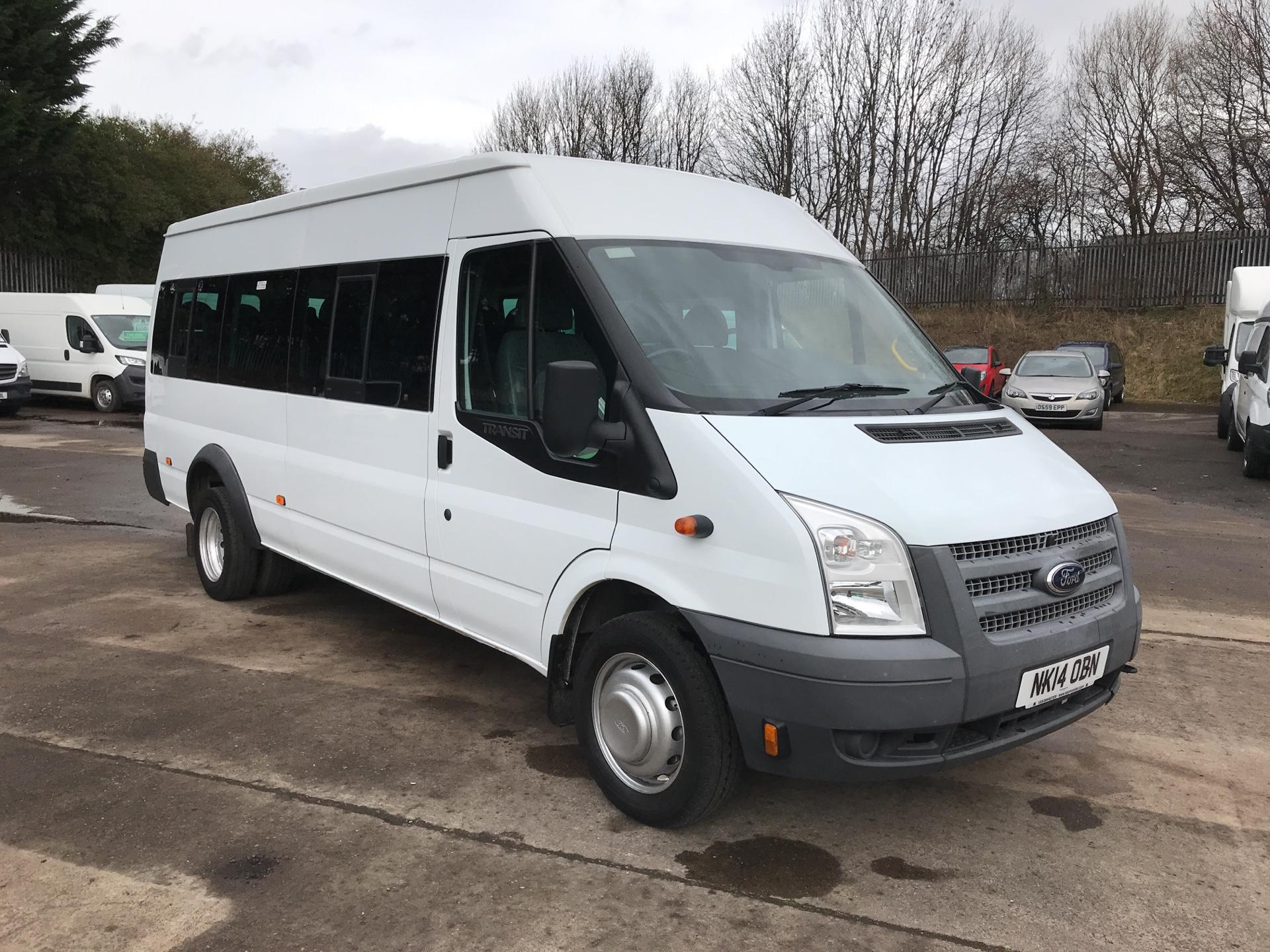 2014 Ford Transit T430 MEDIUM ROOF MINIBUS 17 SEATER 135PS EURO 5 (NK14OBN)