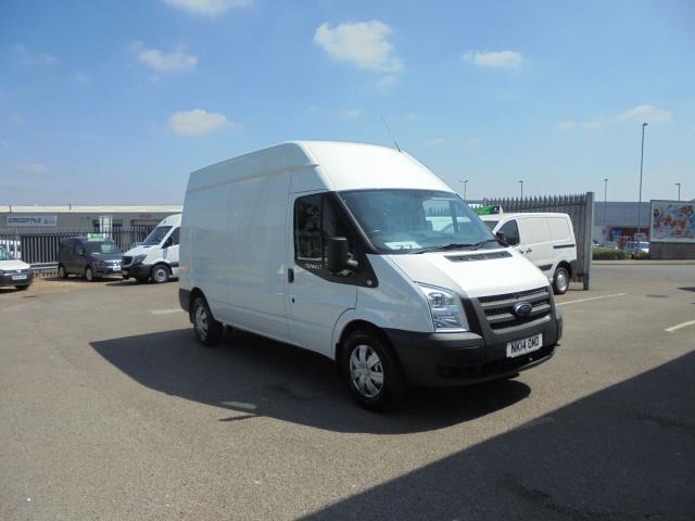 2014 Ford Transit High Roof Van Tdci 100Ps Euro 5 (NK14OMD)
