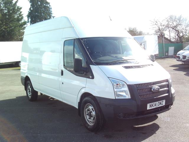 2014 Ford Transit T350 LWB H/R 100PS EURO 5 (NK14OMZ)