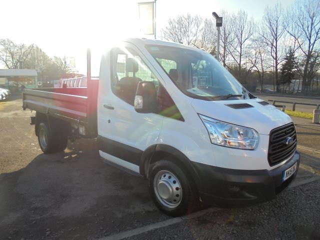 2015 Ford Transit 2.2 Tdci 125Ps Chassis Cab (NK15XNL)