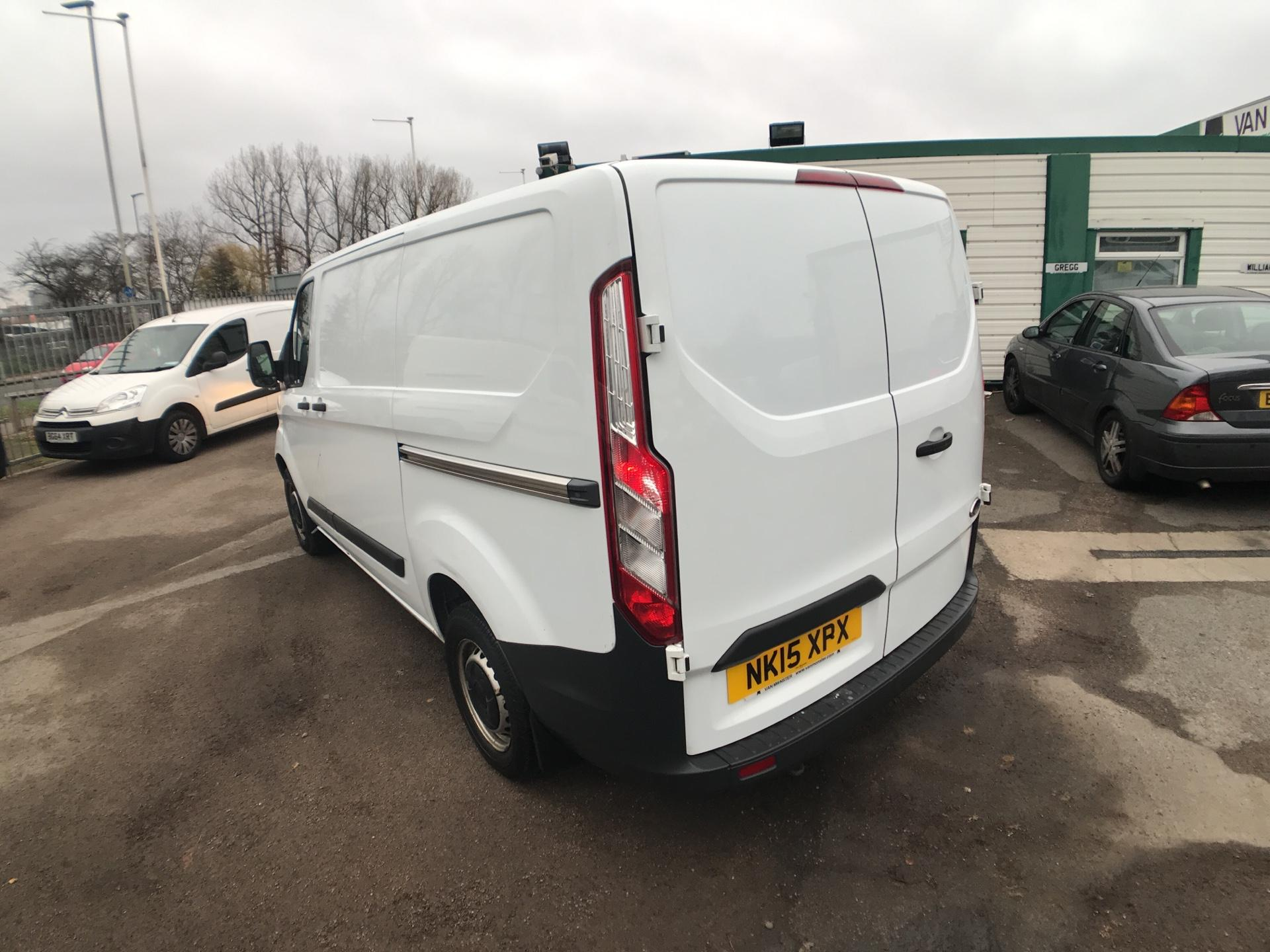 2015 Ford Transit Custom 290 L1 DIESEL FWD 2.2  TDCI 100PS LOW ROOF VAN EURO 5  (NK15XPX) Image 5