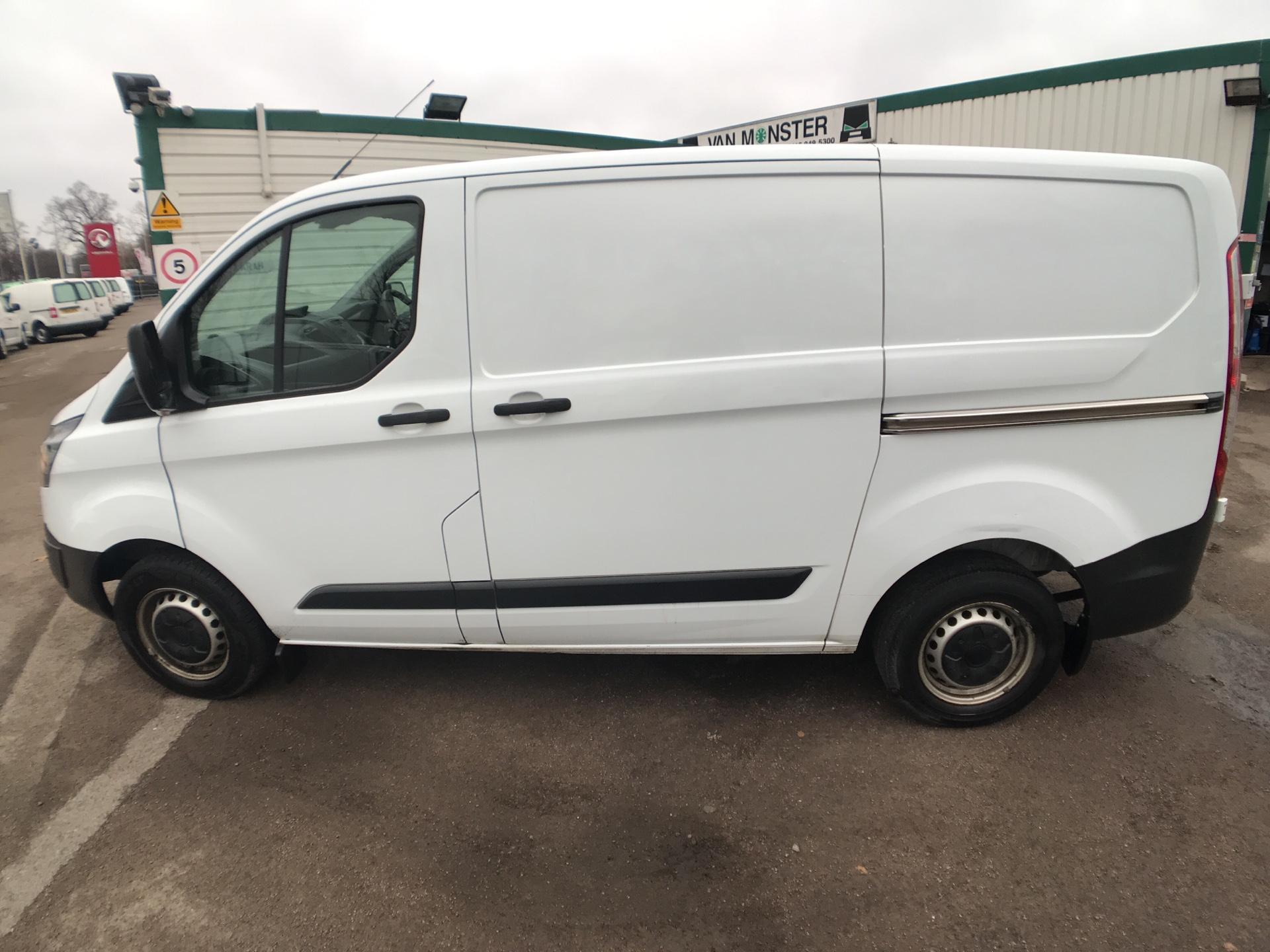 2015 Ford Transit Custom 290 L1 DIESEL FWD 2.2  TDCI 100PS LOW ROOF VAN EURO 5  (NK15XPX) Image 6