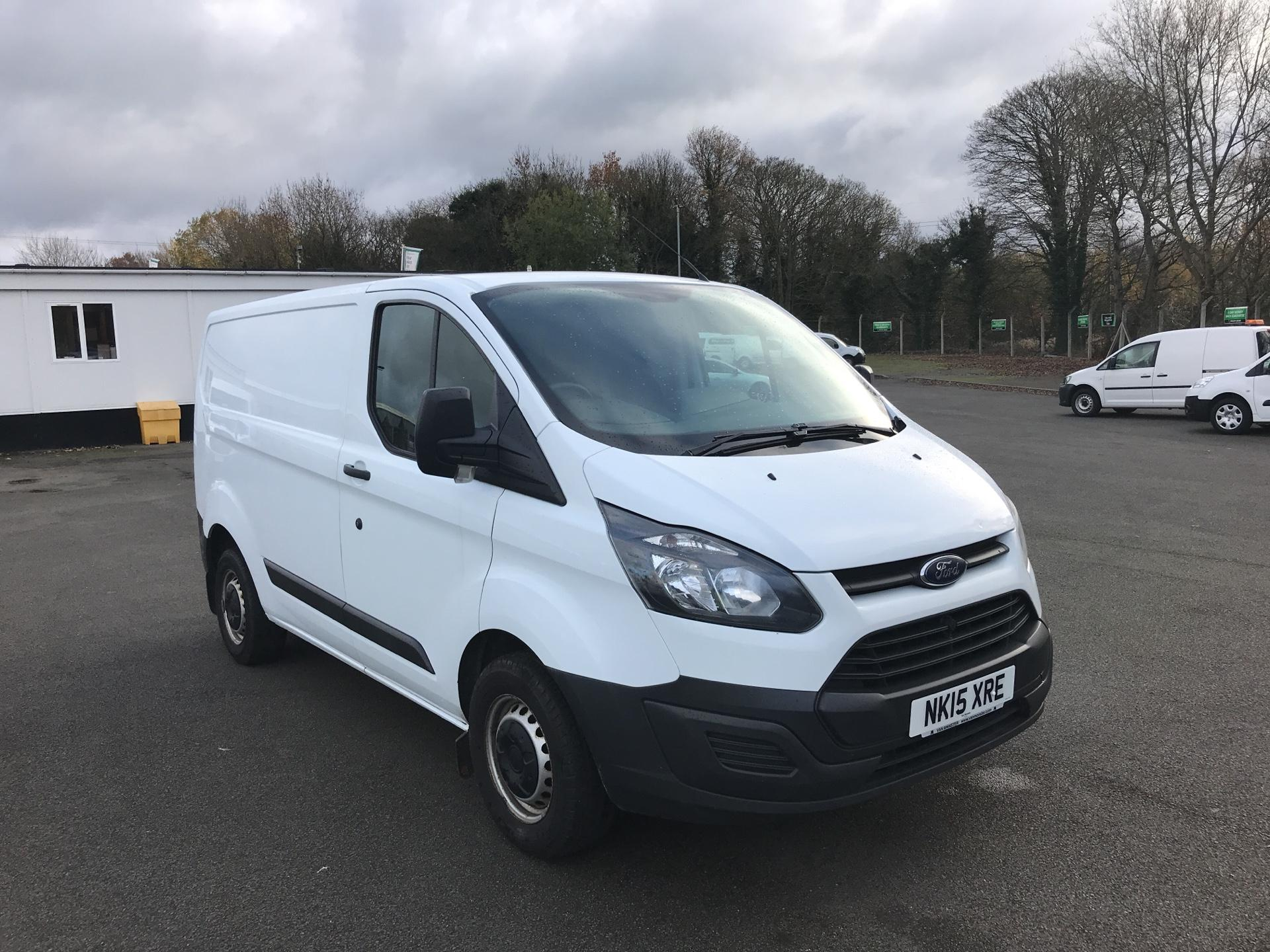 2015 Ford Transit Custom 290 L1 DIESEL FWD 2.2  TDCI 100PS LOW ROOF VAN EURO 5 *VALUE RANGE VEHICLE - CONDITION REFLECTED IN PRICE* (NK15XRE)