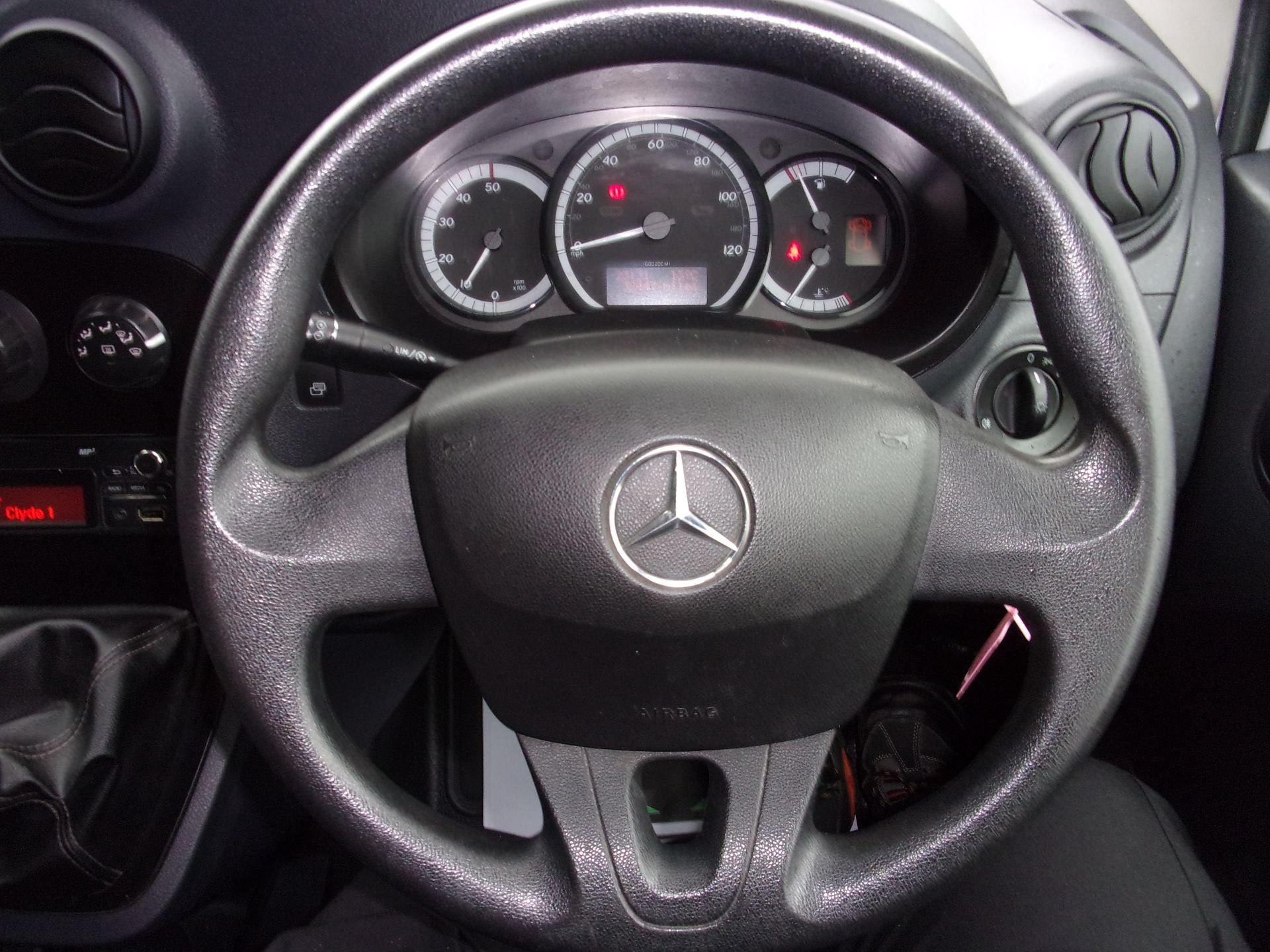 2016 Mercedes-Benz Citan LWB 109 CDI VAN EURO 5 (NK16ORG) Image 5