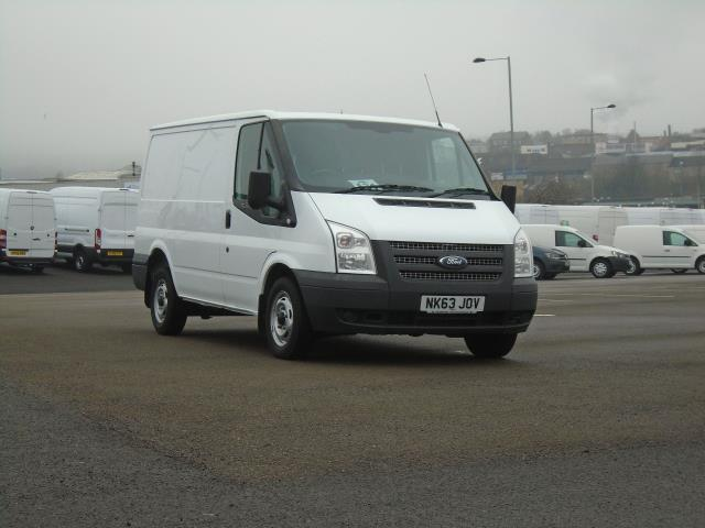 2013 Ford Transit Low Roof Van Tdci 100Ps (NK63JOV)