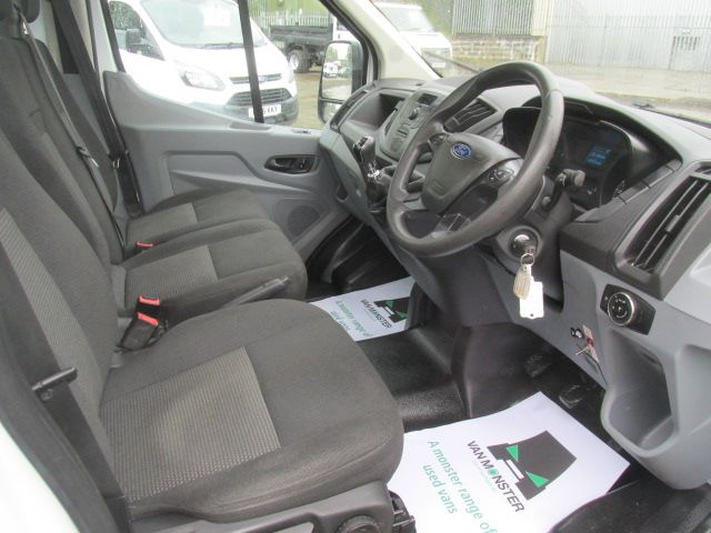 2014 Ford Transit 350 L2 SINGLE CAB TIPPER 100PS EURO 5 (NK64ORV) Image 5