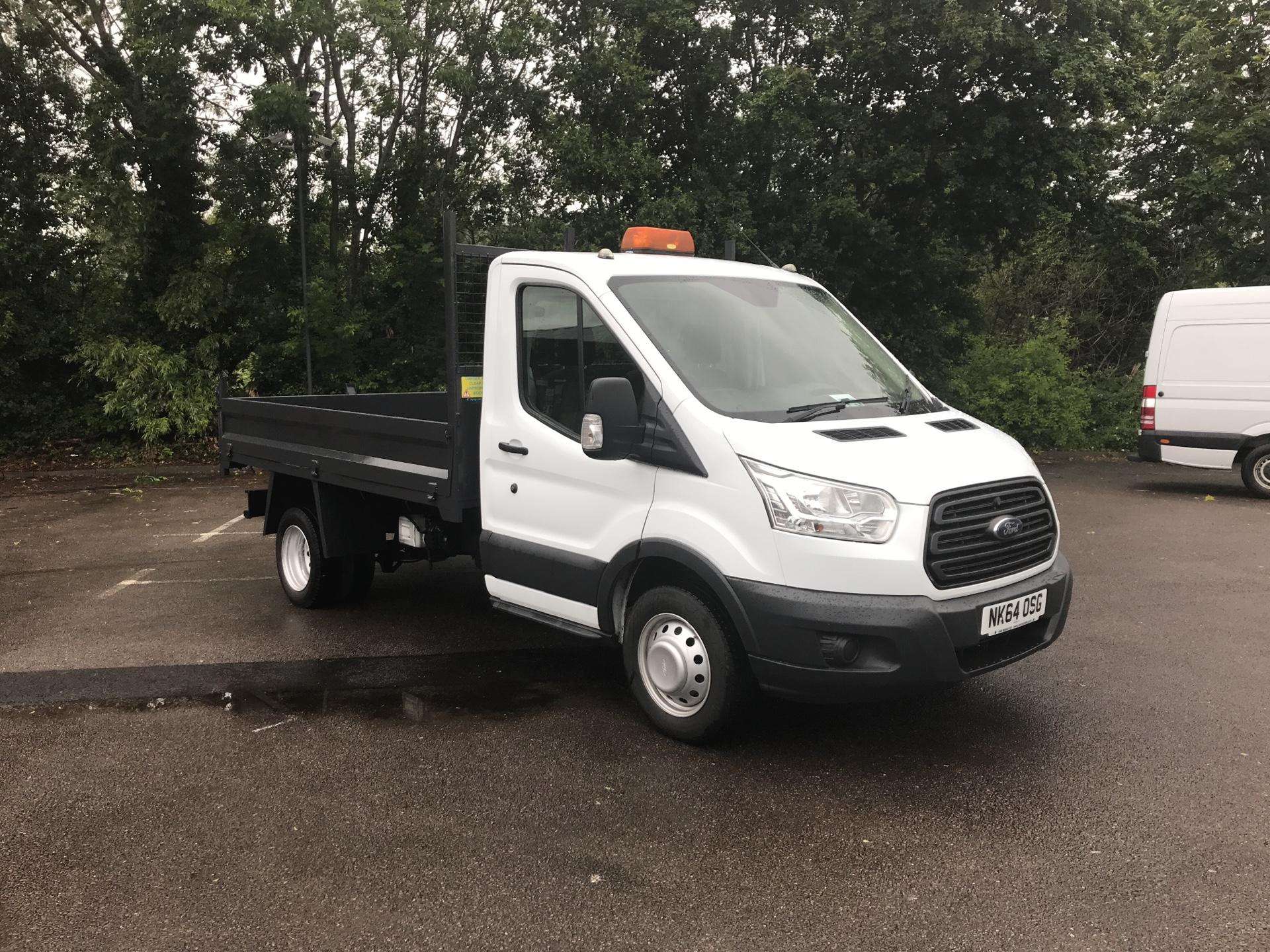2014 Ford Transit  350 L2 SINGLE CAB TIPPER 100PS EURO 5 (NK64OSG)