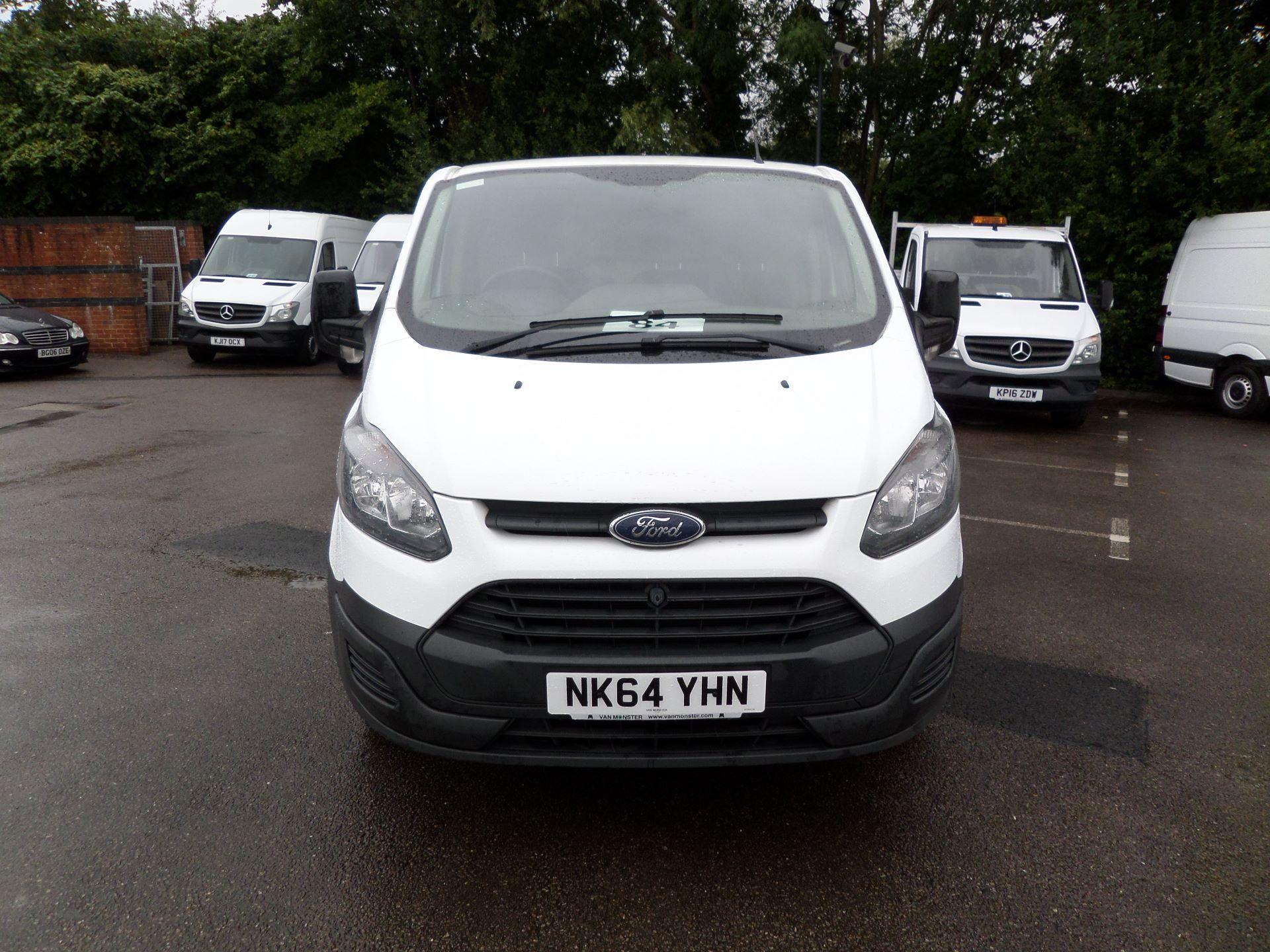 2014 Ford Transit Custom 290 L1 DIESEL FWD 2.2  TDCI 100PS LOW ROOF VAN EURO 5 (NK64YHN) Image 13