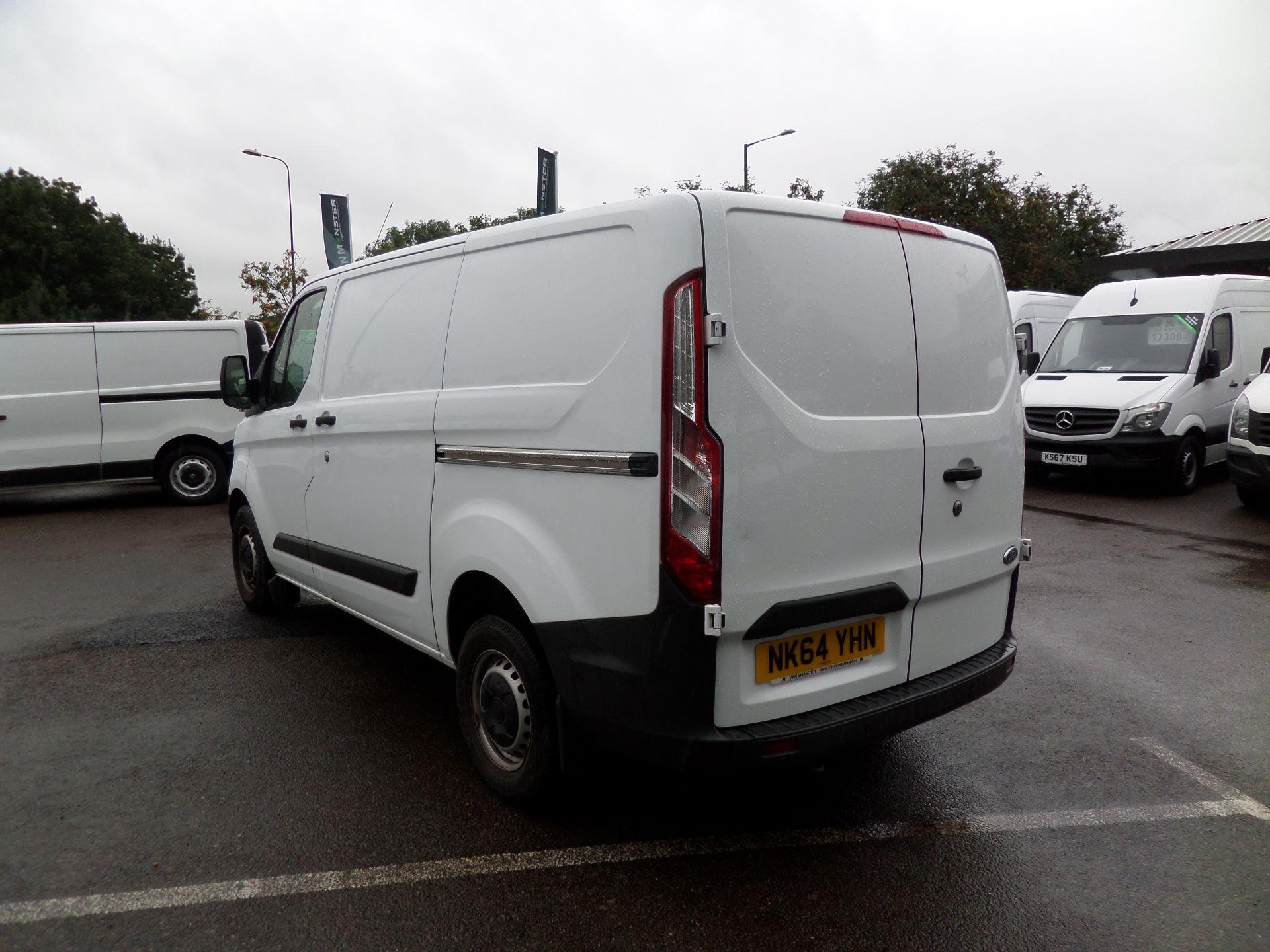 2014 Ford Transit Custom 290 L1 DIESEL FWD 2.2  TDCI 100PS LOW ROOF VAN EURO 5 (NK64YHN) Image 9