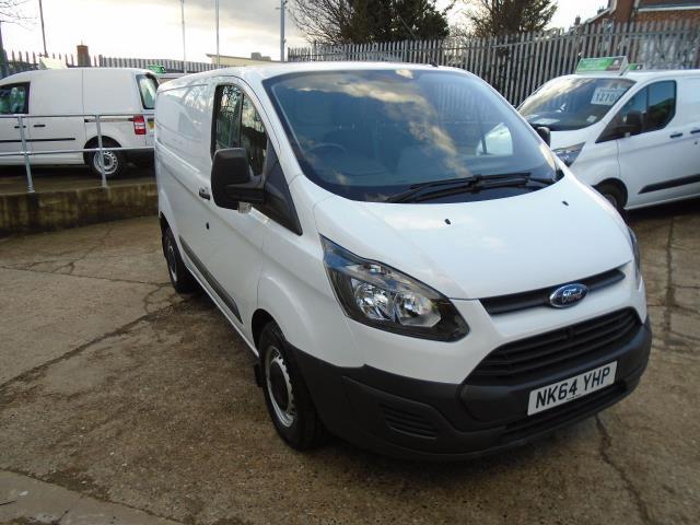 2014 Ford Transit Custom 2.2 Tdci 100Ps Low Roof Van (NK64YHP)