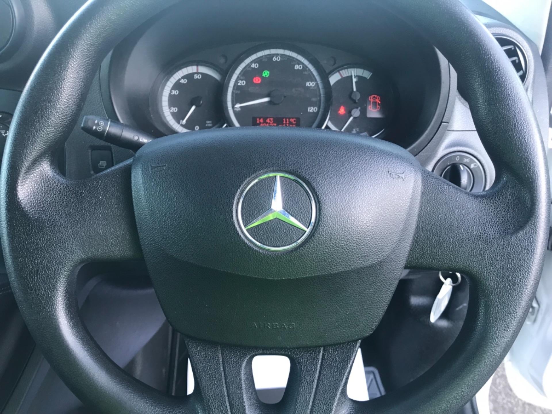 2016 Mercedes-Benz Citan  LWB 109 CDI VAN EURO 5 (NK66LLA) Image 12
