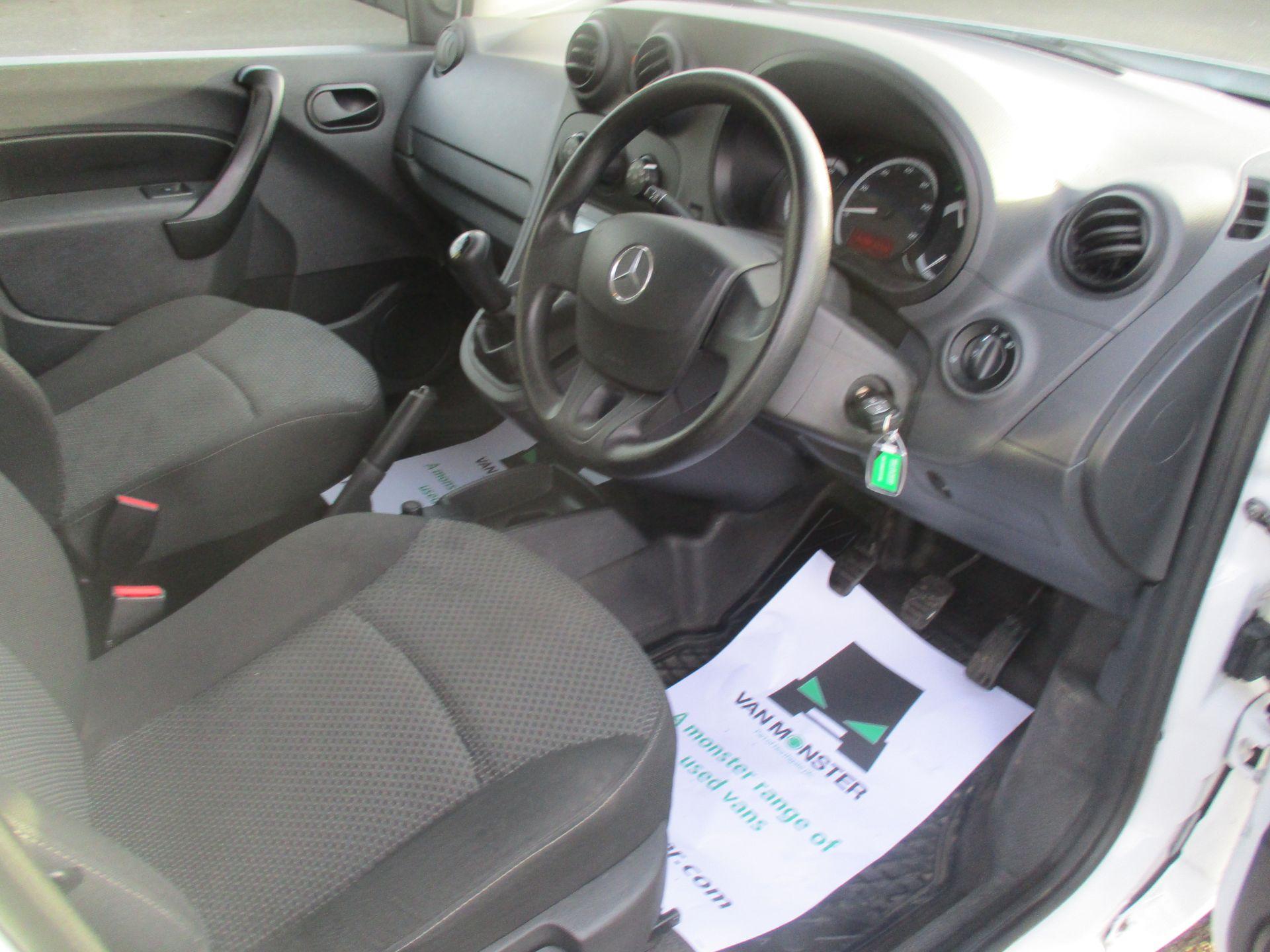 2016 Mercedes-Benz Citan LWB 109 CDI VAN EURO 6 (NK66LLF) Image 8