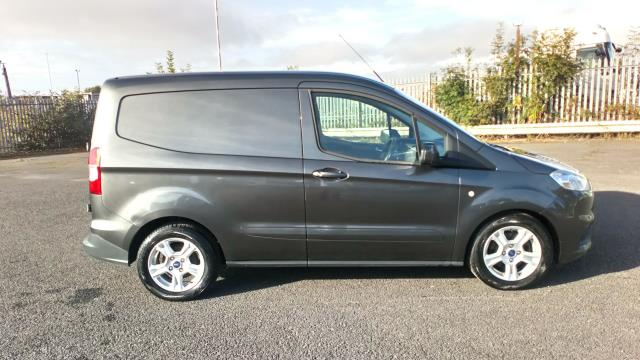 2019 Ford Transit Courier 1.5 Tdci 100Ps Limited Van [6 Speed] (NK68SUO) Image 8