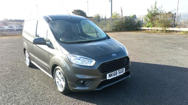 2019 Ford Transit Courier 1.5 Tdci 100Ps Limited Van [6 Speed] (NK68SUO)