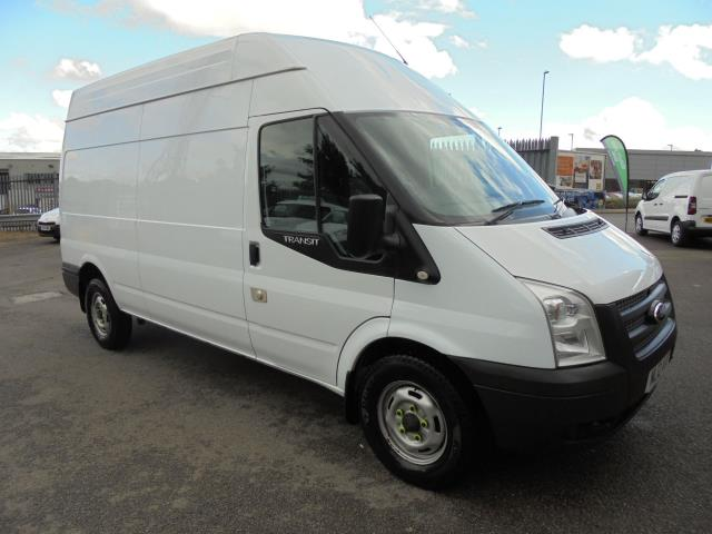 2012 Ford Transit T350 LWB HIGH ROOF VAN 100PS EURO 5 (NL12AUO)