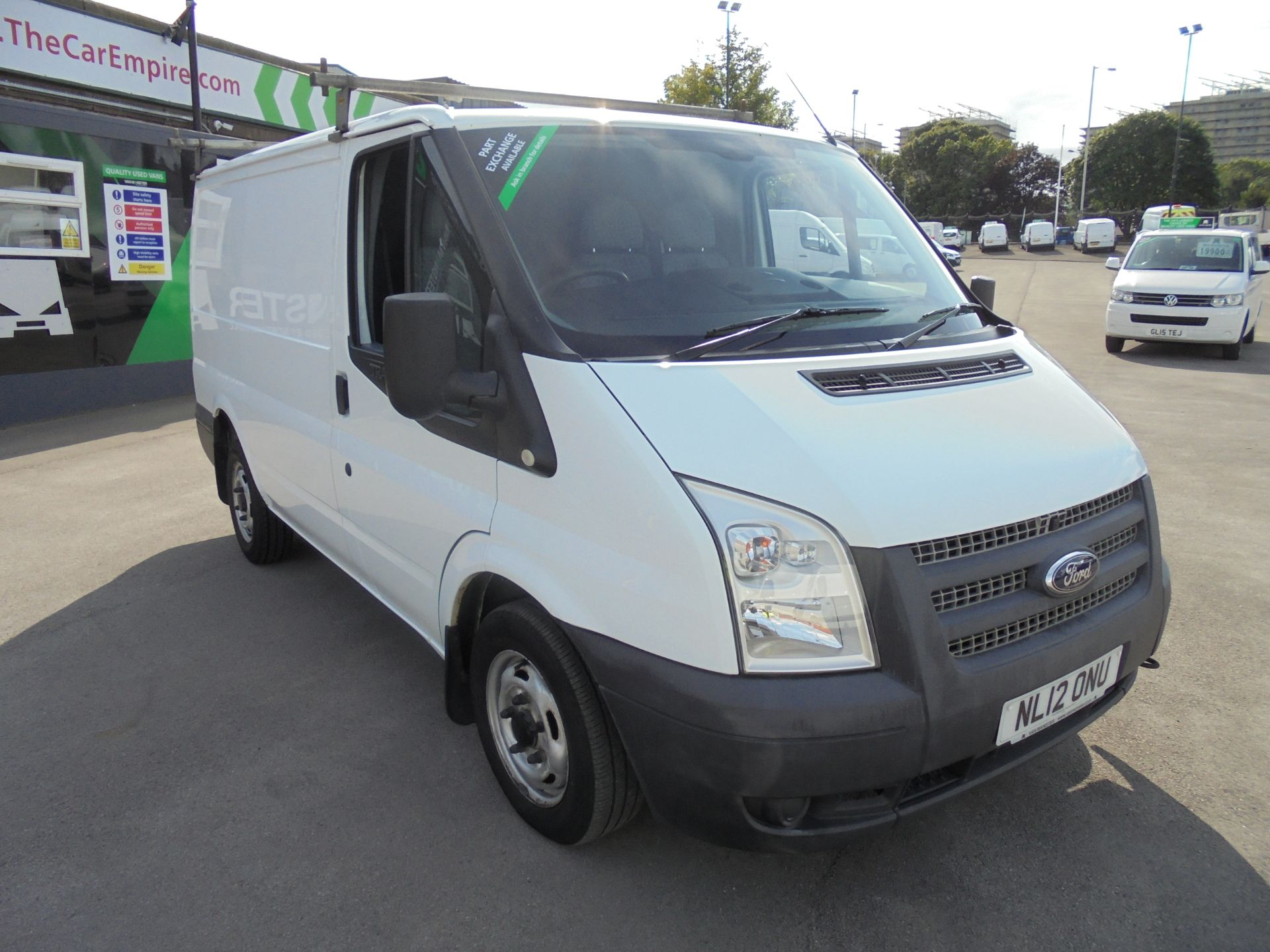 2012 Ford Transit Low Roof Van Tdci 100Ps (NL12ONU)