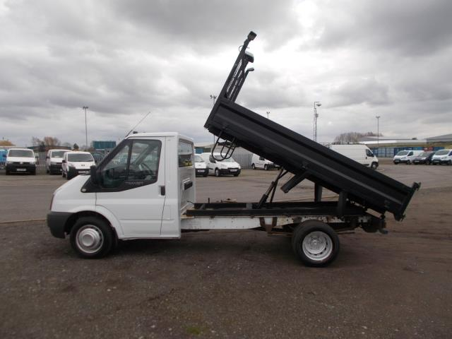 2013 Ford Transit Tipper [One way] One Stop Tdci 100Ps [Drw] Euro 5 (NL13CYV) Image 10