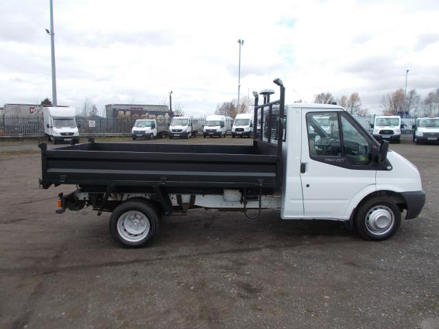 2013 Ford Transit Tipper [One way] One Stop Tdci 100Ps [Drw] Euro 5 (NL13CYV) Image 7