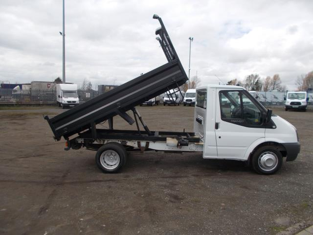 2013 Ford Transit Tipper [One way] One Stop Tdci 100Ps [Drw] Euro 5 (NL13CYV) Image 11