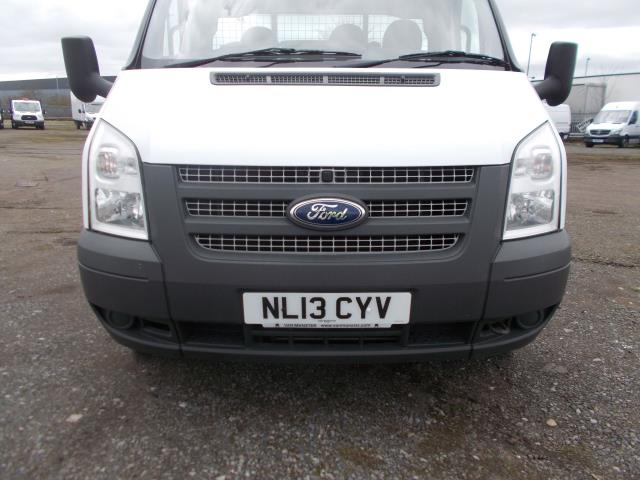 2013 Ford Transit Tipper [One way] One Stop Tdci 100Ps [Drw] Euro 5 (NL13CYV) Image 13