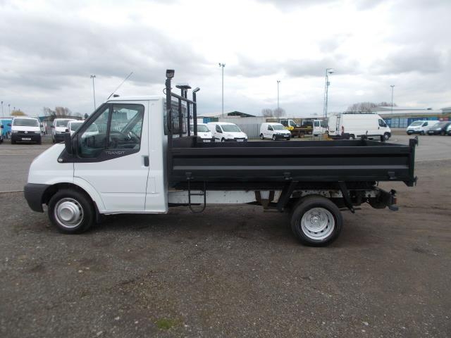 2013 Ford Transit Tipper [One way] One Stop Tdci 100Ps [Drw] Euro 5 (NL13CYV) Image 8