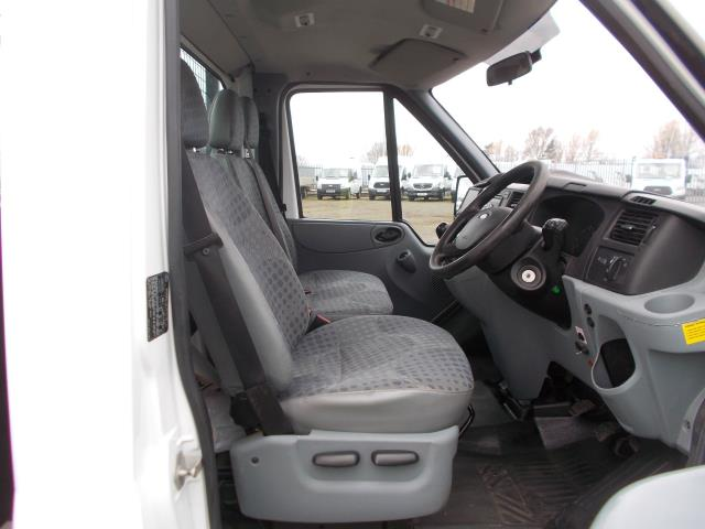 2013 Ford Transit Tipper [One way] One Stop Tdci 100Ps [Drw] Euro 5 (NL13CYV) Image 20