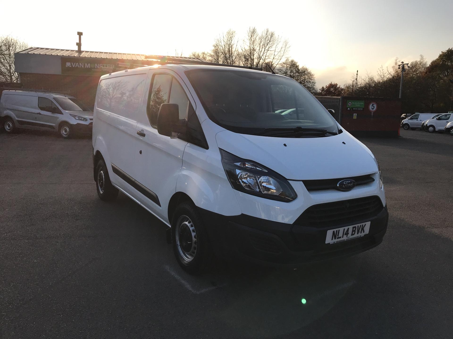 2014 Ford Transit Custom 2.2 Tdci 100Ps Low Roof Van (NL14BVK)