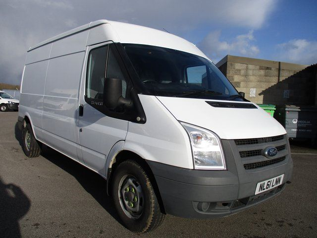2011 Ford Transit T350 LWB MEDIUM ROOF VAN TDCI 100PS VAN (NL61LNN)