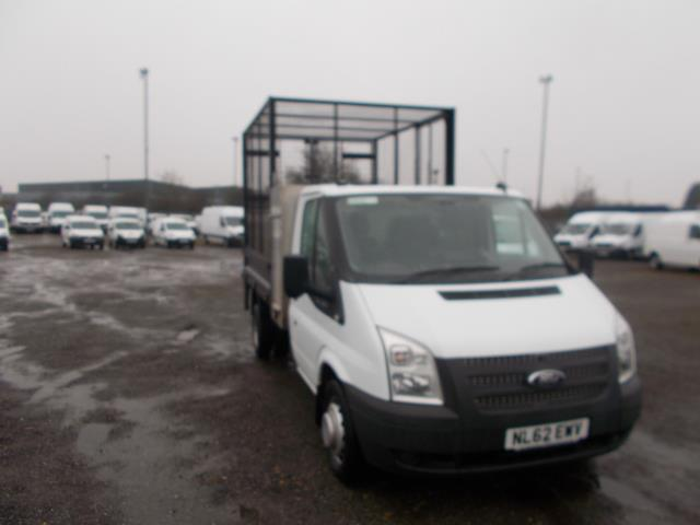 2012 Ford Transit  Cage Chassis Cab Tdci 100Ps [Drw] Euro 5 (NL62EWV)