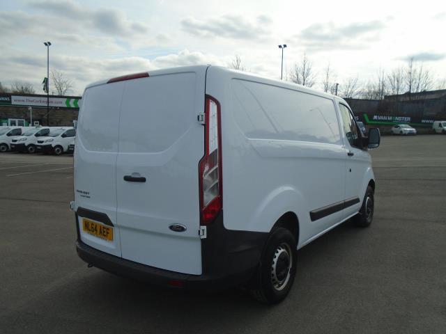 2014 Ford Transit Custom 290 L1 DIESEL FWD 2.2  TDCI 100PS LOW ROOF VAN EURO 5 (NL64AEF) Image 8
