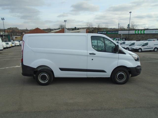 2014 Ford Transit Custom 290 L1 DIESEL FWD 2.2  TDCI 100PS LOW ROOF VAN EURO 5 (NL64AEF) Image 7