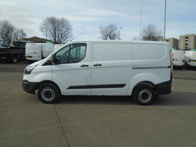 2014 Ford Transit Custom 290 L1 DIESEL FWD 2.2  TDCI 100PS LOW ROOF VAN EURO 5 (NL64AEF) Image 12