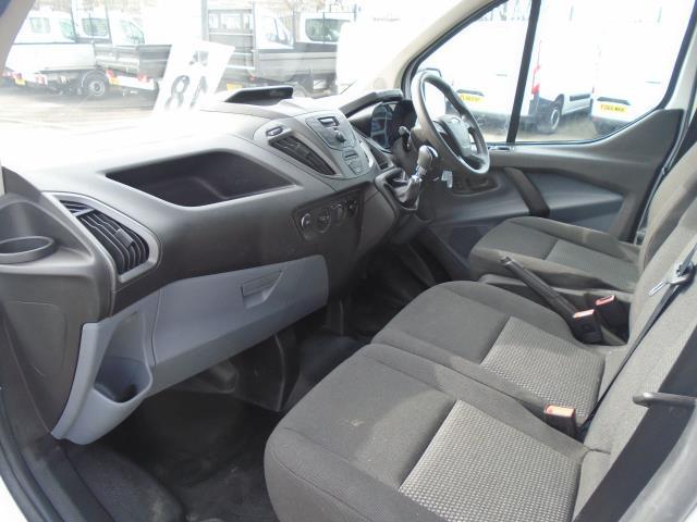 2014 Ford Transit Custom 290 L1 DIESEL FWD 2.2  TDCI 100PS LOW ROOF VAN EURO 5 (NL64AEF) Image 14