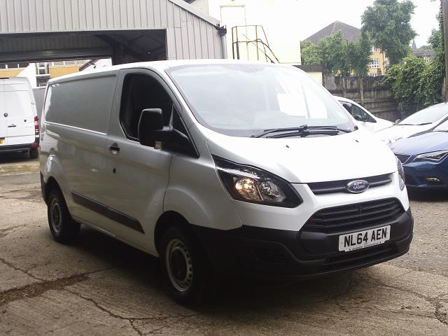 2014 Ford Transit Custom 290 L1 DIESEL FWD 2.2  TDCI 100PS LOW ROOF VAN EURO 5 (NL64AEN)
